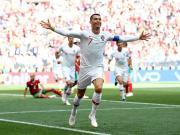 只差赶超阿里代伊,C罗国家队进球排名足坛历史第二
