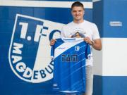 官方:马格德堡签下弗赖堡后卫