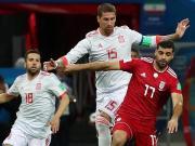 半场战报:伊朗0-0西班牙