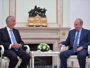 葡萄牙总统对话普京:如果两队相遇,希望结果不影响外交关系