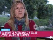 梅西母亲:批评梅西的人应该看看他为阿根廷流下的眼泪