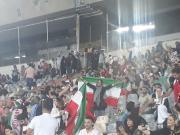 伊朗开放阿扎迪体育场,让女球迷进场看大屏幕播比赛