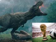 当世界杯遇上《侏罗纪》,你支持的球队都会变成啥?