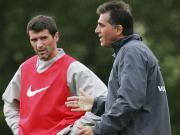 基恩谈奎罗斯:他是好教练,但我曾经想拧下他的脑袋