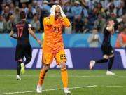 阿根廷0-3克罗地亚,晋级希望渺茫,卡巴列罗送礼魔笛世界波