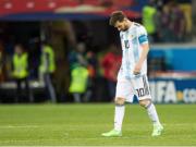 迷失,梅西触球仅比门将多6次