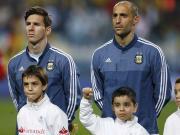 萨巴莱塔:如果梅西在世界杯后退出国家队,我不会觉得惊讶