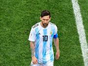 阿根廷跑动数据:梅西7.6公里
