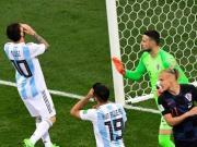 阿根廷的丧乱之夜,拉基蒂奇给梅西的最后一点温柔
