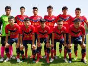 足协杯U19战报 | 2比2战平北京国安,深足点球惜败