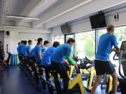 江苏苏宁易购赛后恢复训练,23日将与广州恒大进行热身赛!