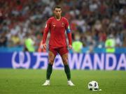 小法:C罗本届世界杯上的进球都来自点球、定位球与对手失误