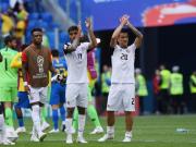 两连败,哥斯达黎加惨遭淘汰