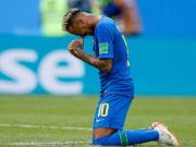 96分49秒,内马尔创世界杯52年来最晚进球纪录
