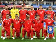 塞尔维亚1-2被瑞士绝杀,米利沃杰维奇首发,80分钟被换下