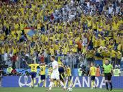 名宿:瑞典能在世界杯走得更远