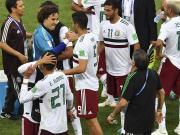 自2002年来首次,墨西哥取得世界杯两连胜