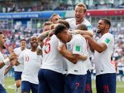 半场战报:英格兰5-0巴拿马