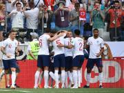 英格兰进7球,已经超越前两届
