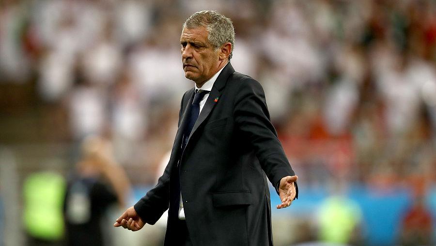 365足球直播:葡萄牙主帅对C罗真的十分放心。