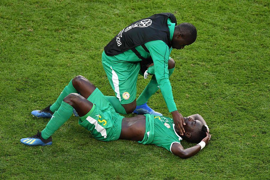 365在线体育报道:非洲球队在俄罗斯世界杯无一支晋级淘汰赛。