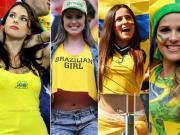 看世界杯的美女都是伪球迷?你是不懂球还是不懂她们?