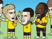 国外也有段子手:世界杯也能争四?