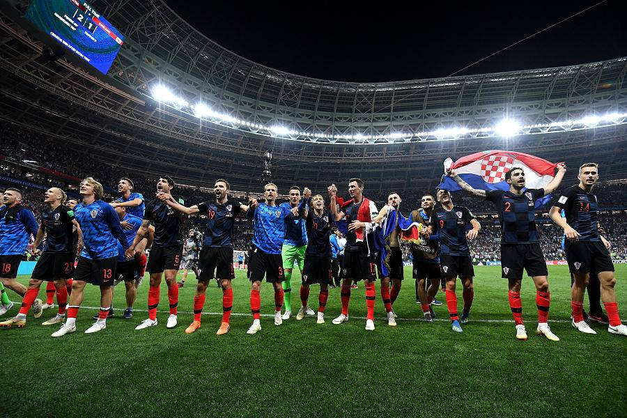【报销】附加赛晋级最终打入决赛,克罗地亚成02年德国后首队