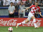 进球又送点,佩里西奇成世界杯决赛史第二人