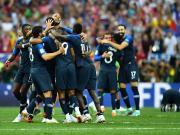 重回巅峰!法国4-2克罗地亚20年后再夺冠,格子、姆巴佩建功