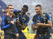 七战功成!法国2018世界杯冠军之路