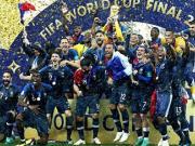 法国夺冠,齐达内发文祝贺
