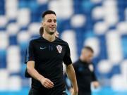 克罗地亚足协发言人:全队决定给卡利尼奇一块银牌