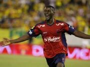 哥伦比亚球队声明:没接触过杰克逊-马丁内斯