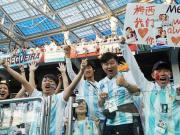 外媒:中国球迷在俄罗斯总花费达6500万美元,位居全球第二