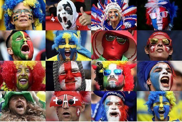 海外机构统计:中国有1.87亿球迷,阿联酋人有80%喜欢足球
