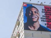 耐克广告吹姆巴佩:98年是法国足球伟大的一年,因为他出生了