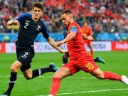 法国VS比利时半决赛战术详解