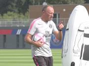 官方:切尔西门将教练加盟巴黎