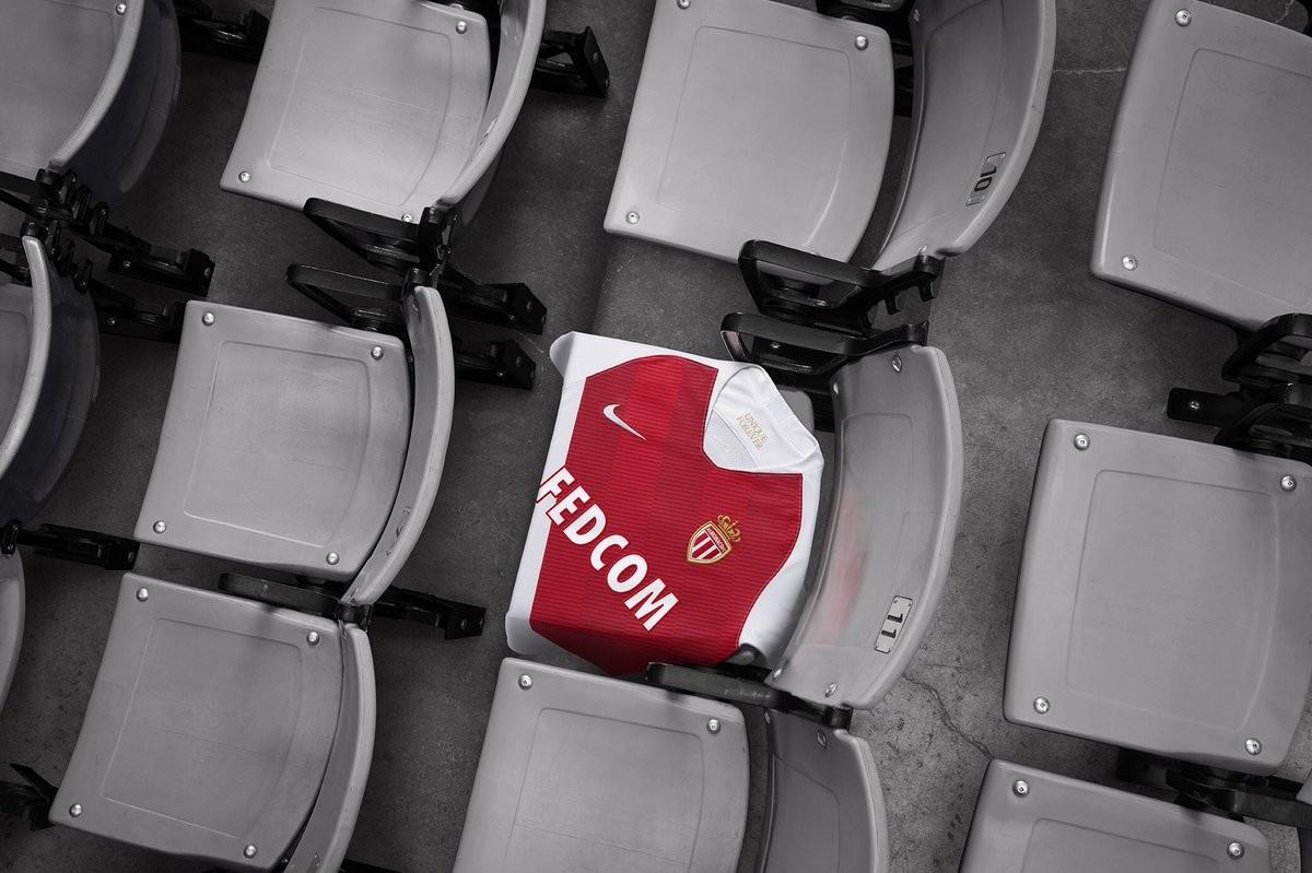 摩纳哥足球俱乐部懂球号正式开通,签名球衣等