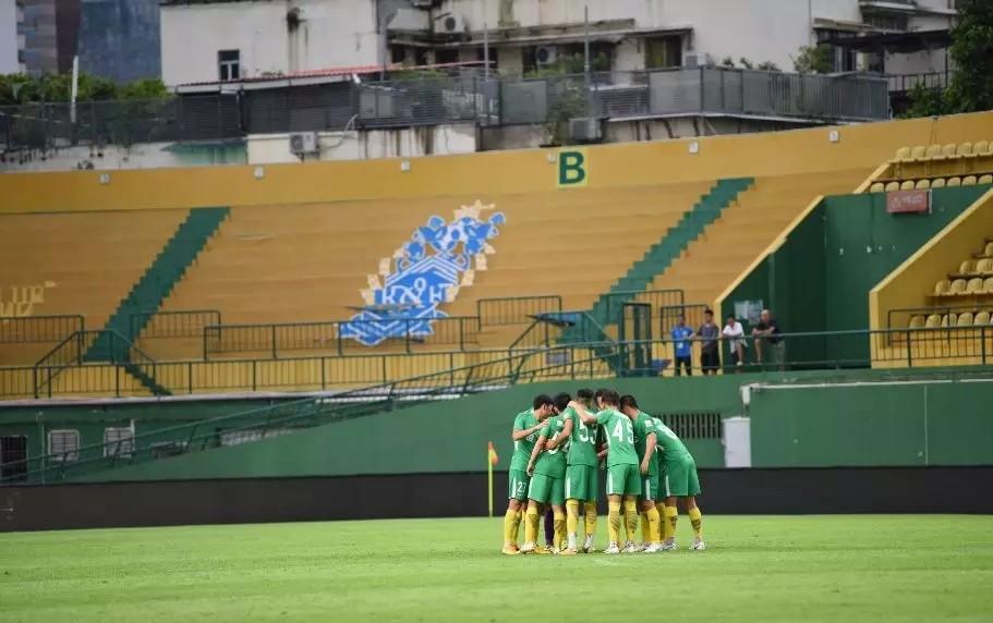 预备队 | 王军点球命中,贵州恒丰1-0客胜广州富