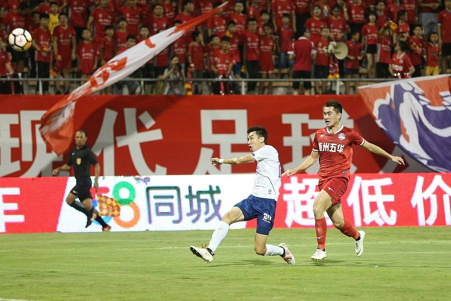 <strong>梅州1-0永昌升至次席约翰</strong>