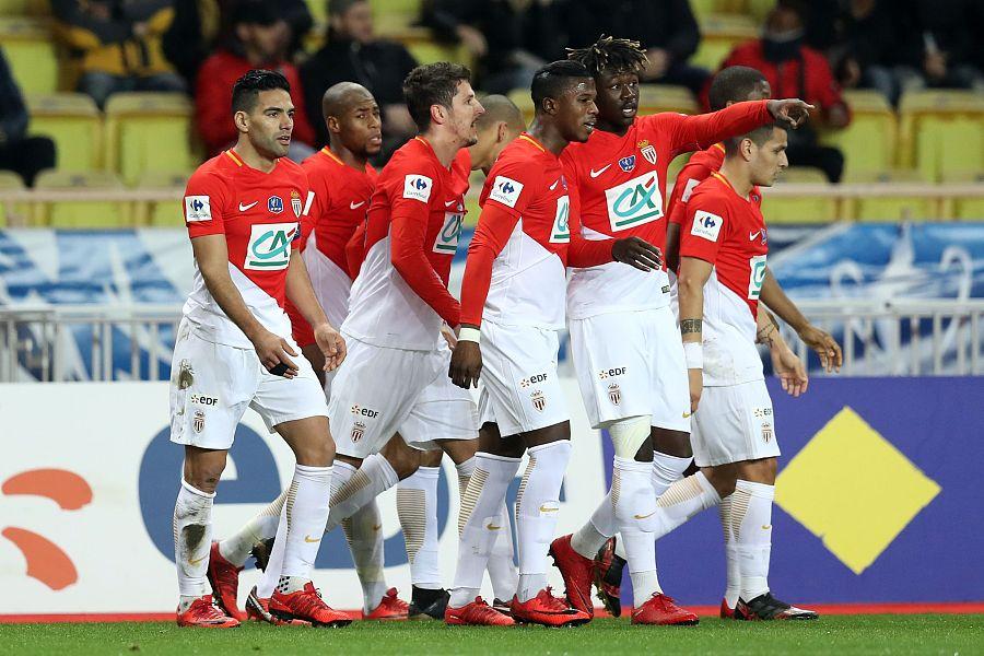 摩纳哥法超杯名单:法尔考未入