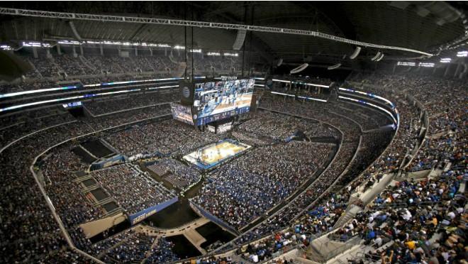 豪华设施+超级大屏幕,巴萨与罗马将在AT&T球