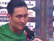 邓小飞:输球可能是欠缺运气