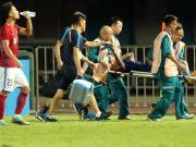 特谢拉伤情通报 | 今晚对阵河南建业的比赛中,特谢拉被...
