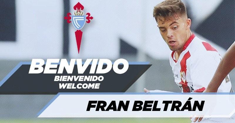官方:塞尔塔签西班牙U19国脚