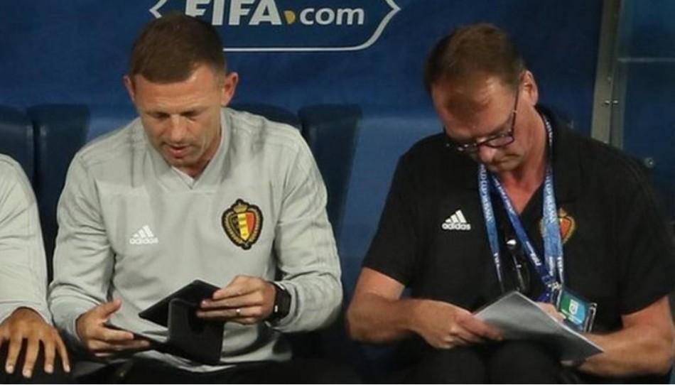 下赛季,英格兰联赛将允许教练比赛中使用手持