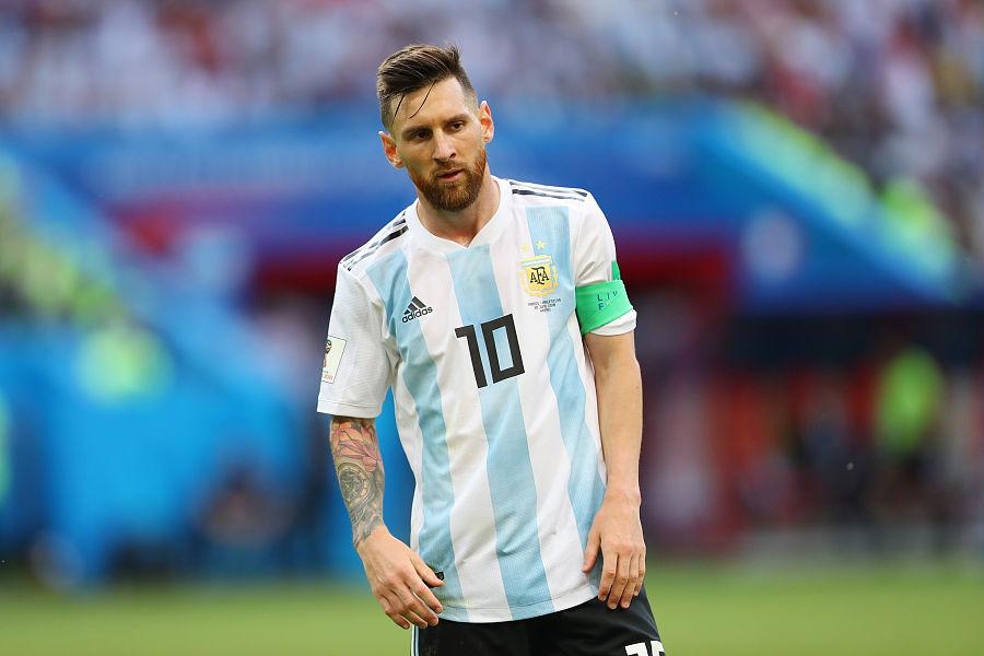 贝隆:阿根廷要团队的力量,不能