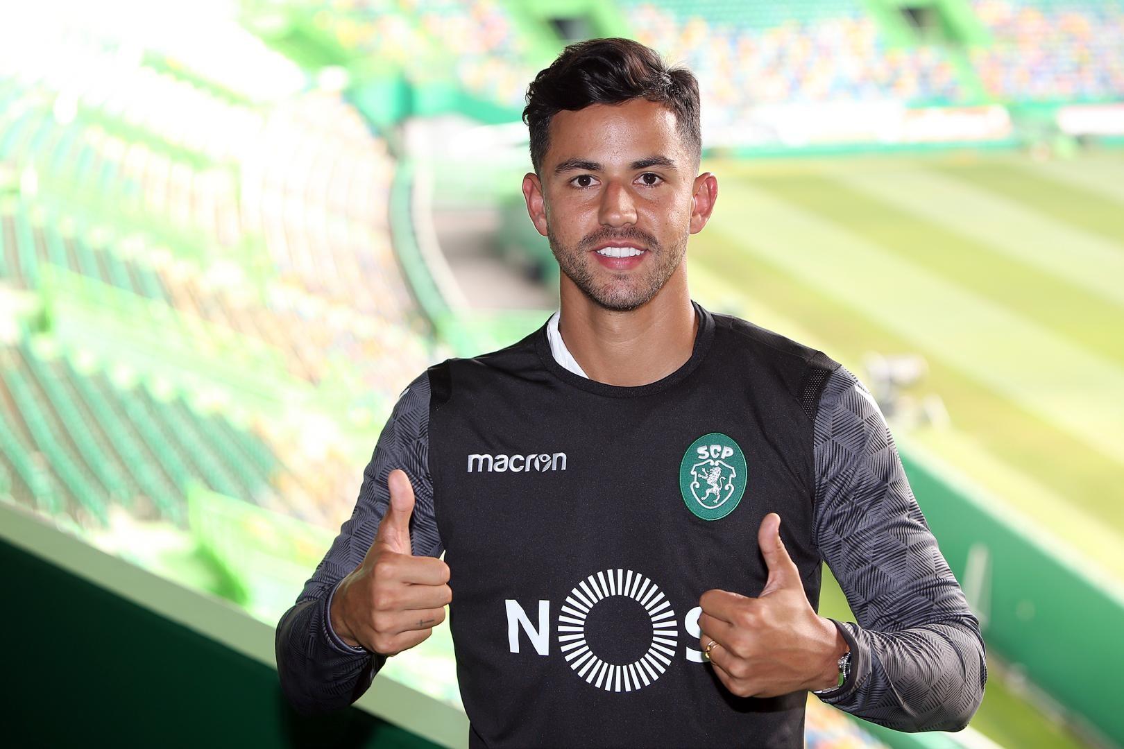 官方:葡萄牙体育租借巴西门将